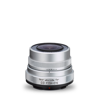 Pentax Q Fish-Eye Lens