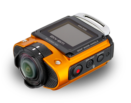 3806 - Ricoh WG-M2 Rugged 4K Action