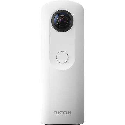 Ricoh Theta SC Spherical Digital Camera - White