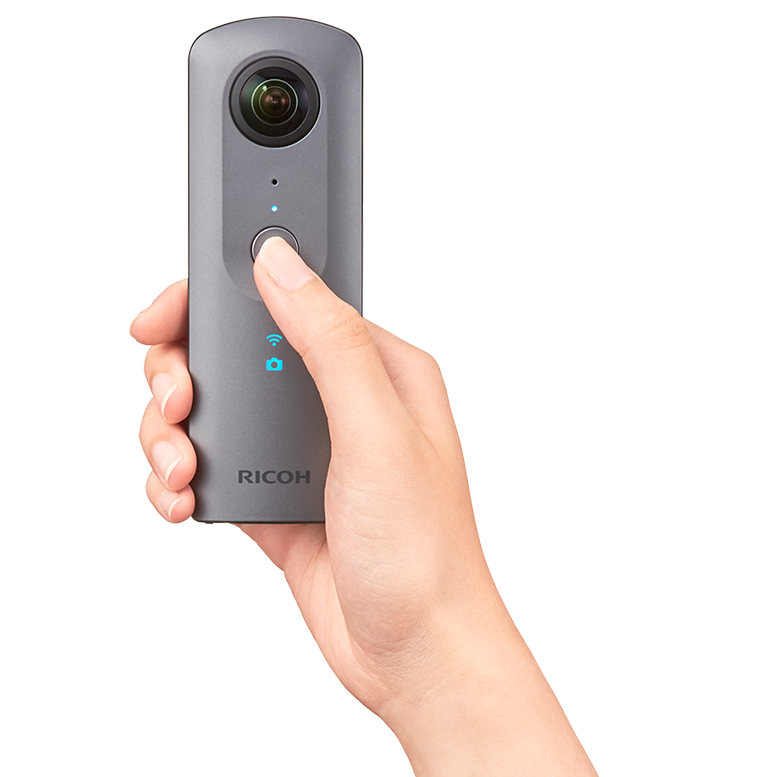 910725 - Ricoh Theta V 4K Spherical