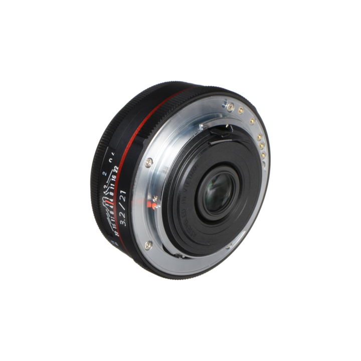 21410 - Pentax DA 21mm f/3.2 LTD HD