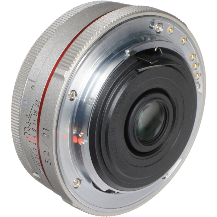 21420 - Pentax DA 21mm f/3.2 LTD HD