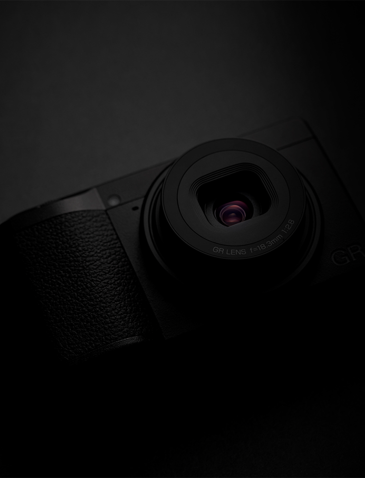 Ricoh GR III Concept Image