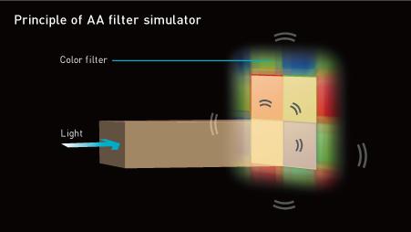 Ricoh GR III AA Filter simulator